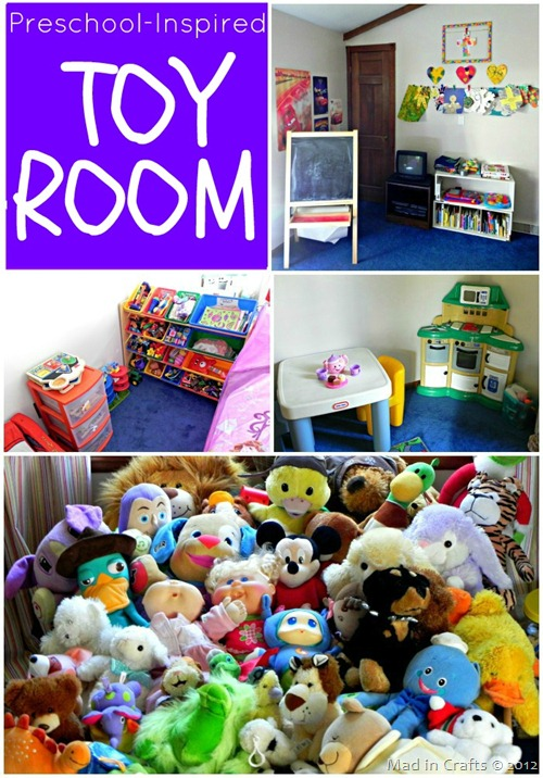 Preschool InspiredToy Room