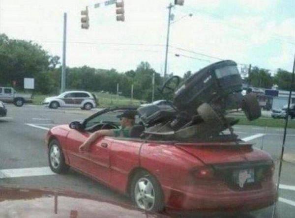 Eu acho que você esta usando o veículo errado 19
