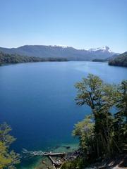 Lago Espejo in Parque Nacional Nahuel Huapi on the Ruta de Siete Lagos, Argentina.