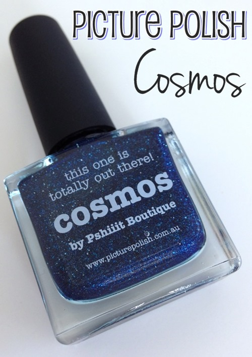 Picture Polish Cosmos Bottle Shot