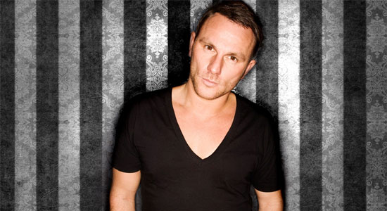 Mark Knight na Anzu Club em Itu
