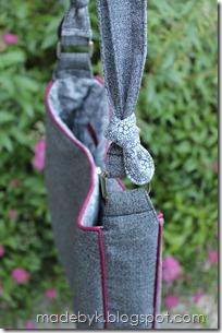 BagK short strap