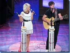 9167 Nashville, Tennessee - Grand Ole Opry radio show - Steel Magnolia