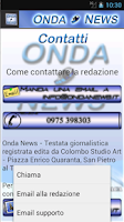 Screenshot of Onda News