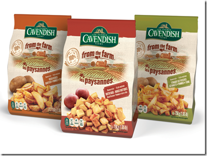 Cavendish Farms From the Farm products