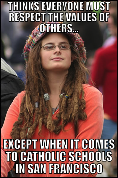 Hypocrisy Much