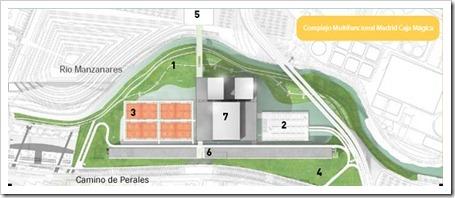 La Caja Mágica abre en noviembre sus escuela de tenis y pádel con precios populares.