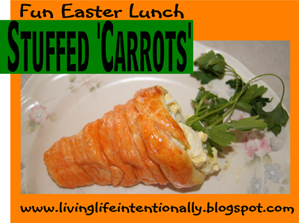 all recipes - carrot themed lunch for kids #recipes #lunch