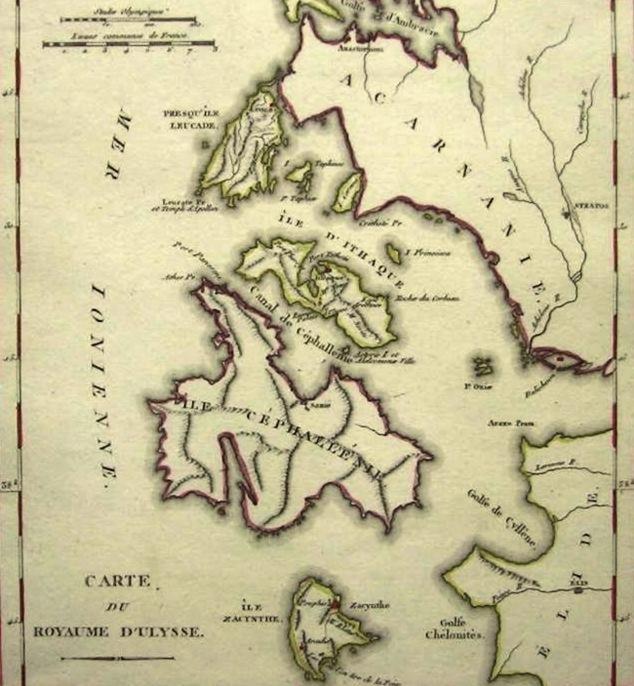 Ποια ήταν τελικά η Ομηρική Ιθάκη;