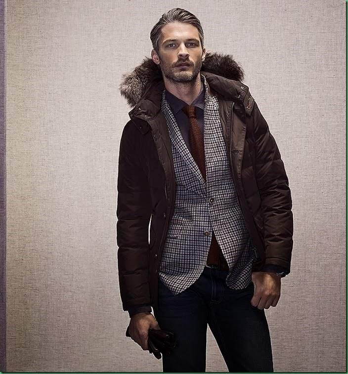 Ben Hill for Massimo Dutti November LB – Part II