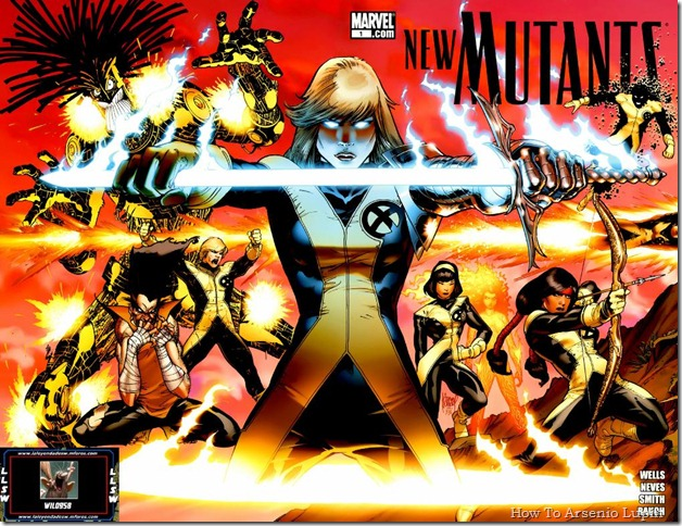 2011-09-15 - New Mutants Vol3