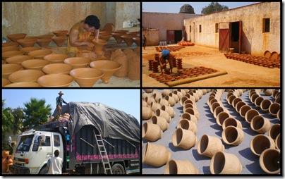 2011 Morocco-Pottery