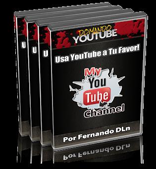 DOMANDO YOUTUBE [ Curso ] – Cómo ganar dinero en internet utilizando YouTube a tu favor