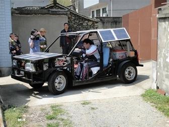 auto-electrico-solar
