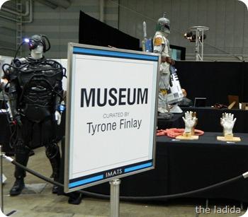 IMATS Sydney 2012 - Tyronne Finlay (1)