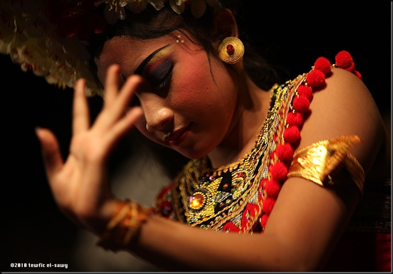 Balinese Dancer, Pitra Punakawan. Photo 2010 © Tewfic El-Sawy