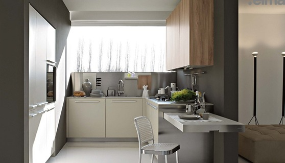 Small-and-Practical-Kitchen