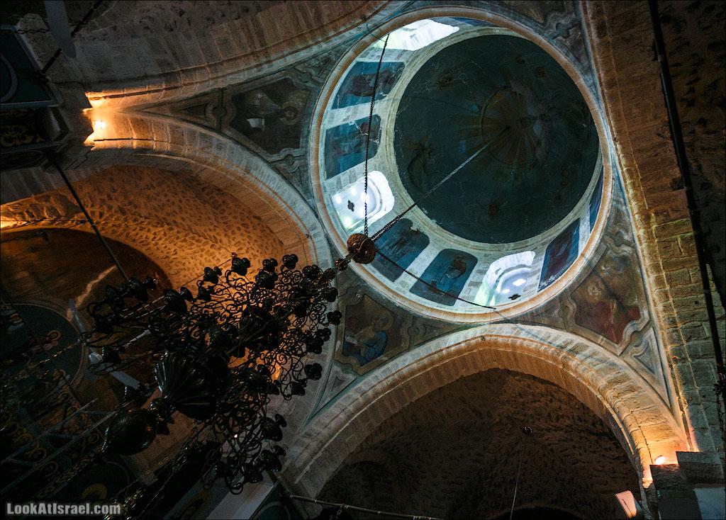 Монастырь святого Герасима (israel  путешествия пустыня монастыри и церкви иудея и самария  20130215 st gerasimus 019 5D3 8521)