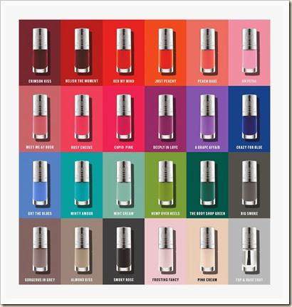 TBS Colour Crush Nails