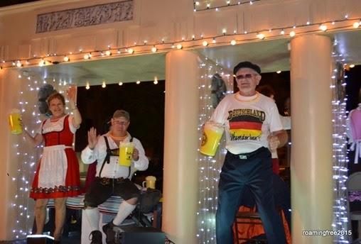 Deutchland Dancers