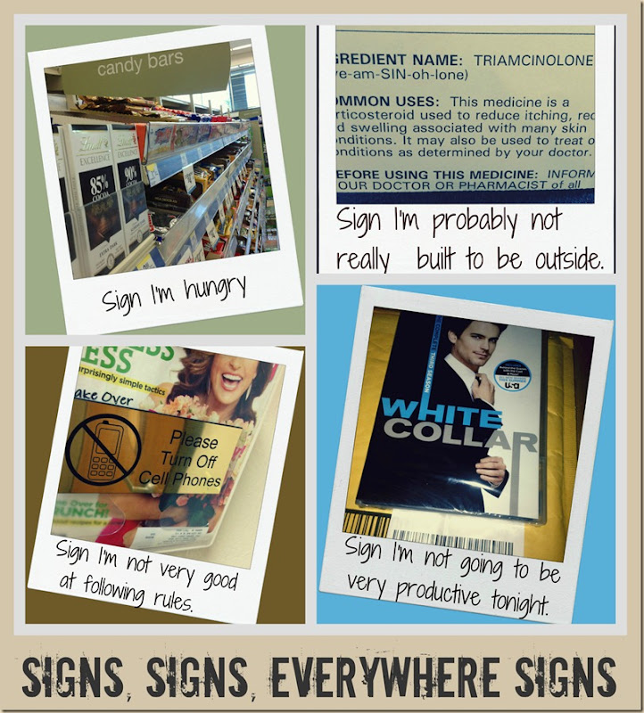 5.  Sign