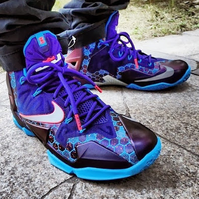 nike lebron 11 gs summit lake hornets 3 01 A Round up of 2014 Colorways of the Nike LeBron 11