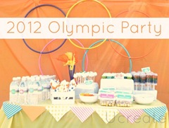 2012 Olympic Party