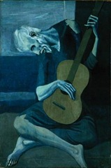 The Man with the Blue Guitar
