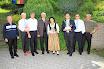 Bundespräsident Dr. Fischer gratuliert den Gendarmerie- und Polizeifreunden