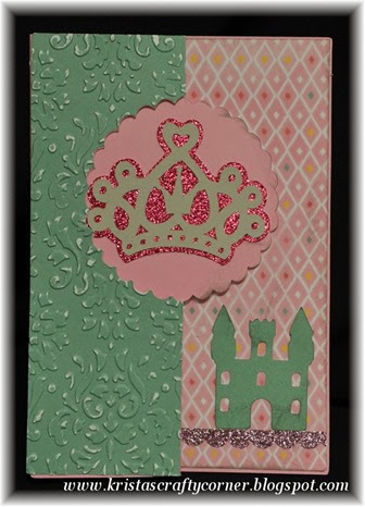 Artfully Sent_crown_princess castle_brushed