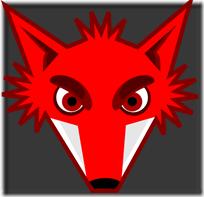 mascara de zorro animales (1)