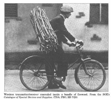SOE Spy Bicycle