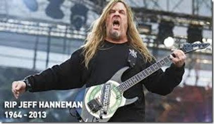 jeff hanneman fotos de la muerte del guitarrista de slayer