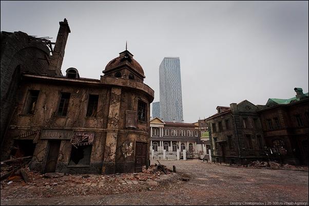 La cité oubliée - Mosfilm (15)