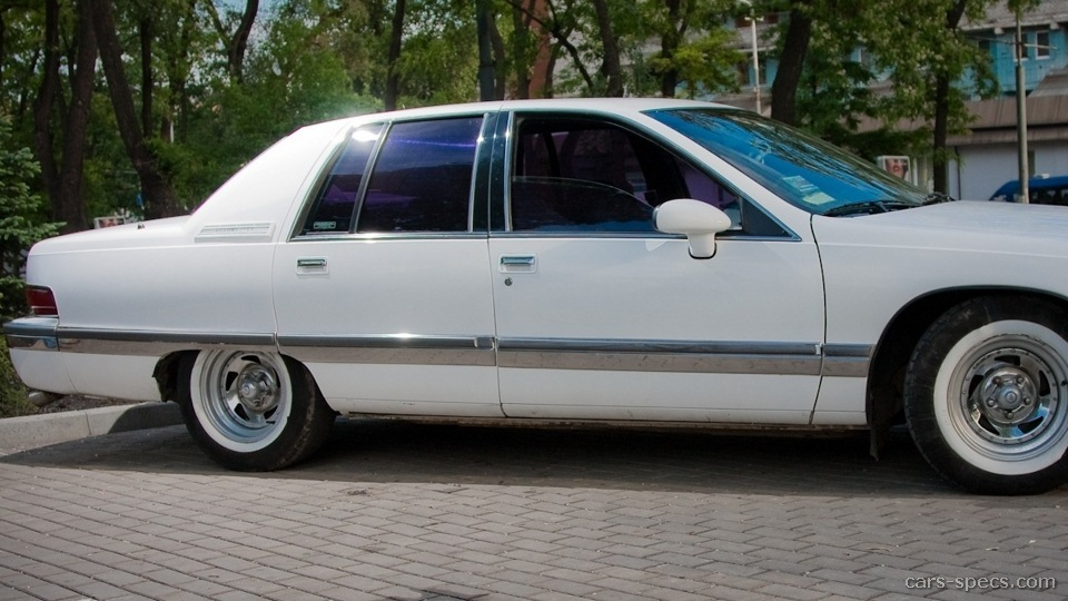 1994 buick roadmaster sedan specifications pictures prices. Cars Review. Best American Auto & Cars Review