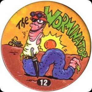worminator logo