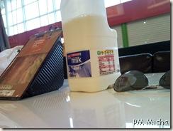 Pequeno-almoço da baba