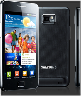 specification_samsung galaxy S II