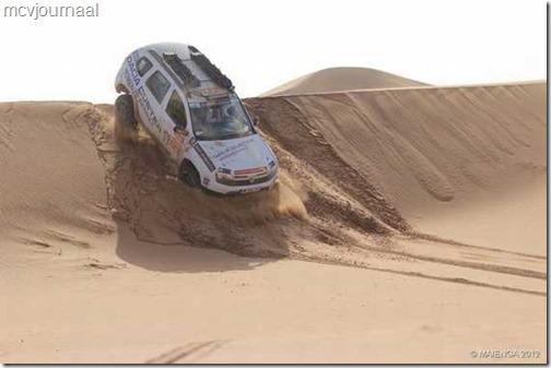 Rally Marokko 2012 Slot 11