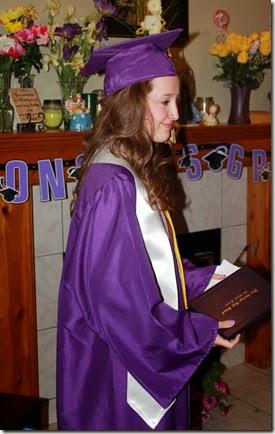 emily graduating