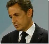 Sarkozy ameaçado Out2011