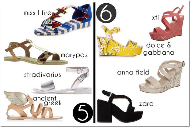Zapatos basicos necesarios mujer 03