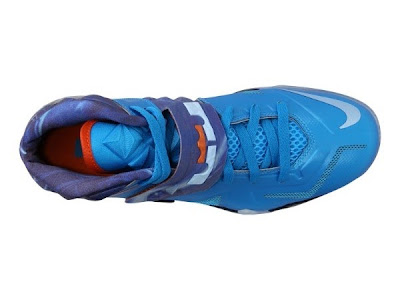 nike zoom soldier 7 gr blue blak orange 1 03 Nike Zoom LeBron Soldier VII Galaxy Available in Asia