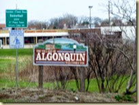 Algonquin Sign