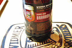 image of Widmer Brothers 2011 edition Brrrrbon Barrel-aged Ale courtesy of our Flickr page