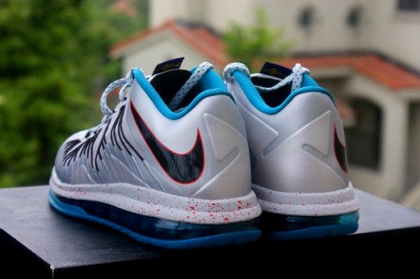 Nike Air Max LeBron X Low strikeHornetsstrike is Actually 8220Akron Aeros8221