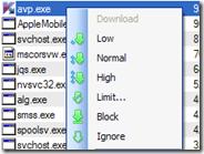 Limitare la banda di upload usata dai programmi in esecuzione su Windows