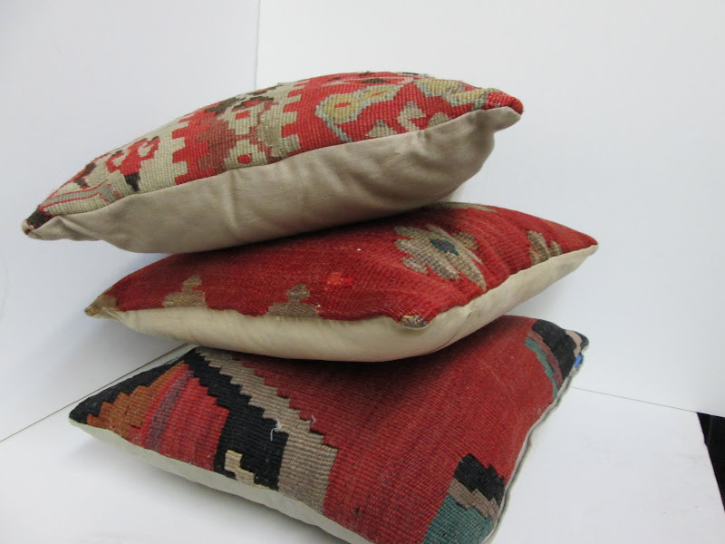 KIlim Throw Pillow Trio