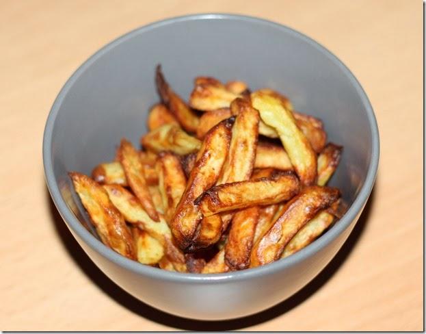 Test frites Airfryer 2