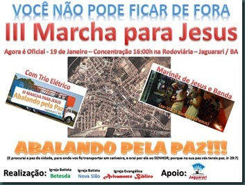 3 Marcha pra Jesus